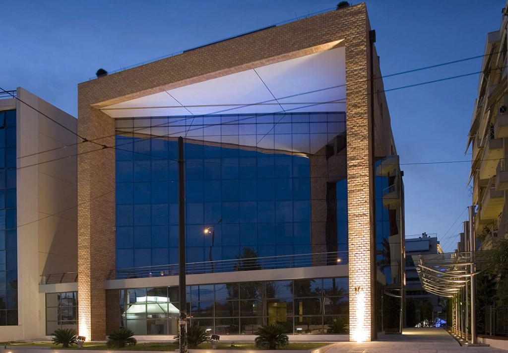 Company Polembros Offices on Poseidon Avenue in Faliro 1