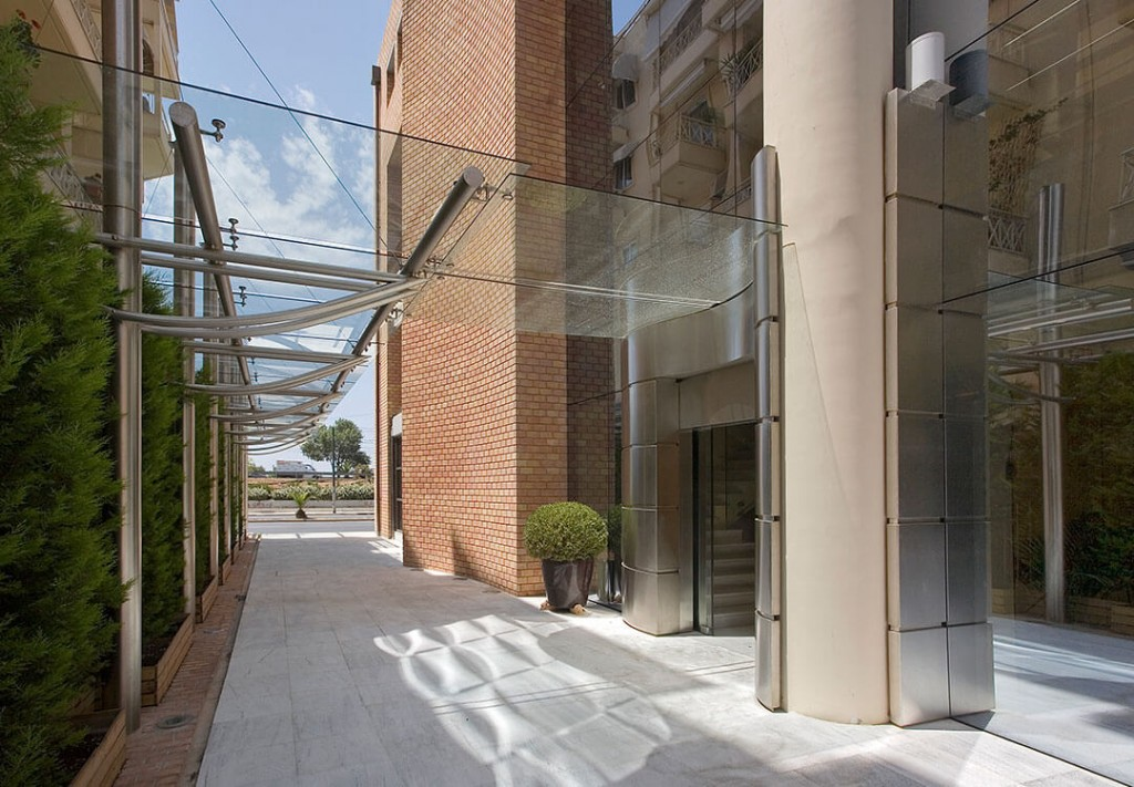 Company Polembros Offices on Poseidon Avenue in Faliro 5