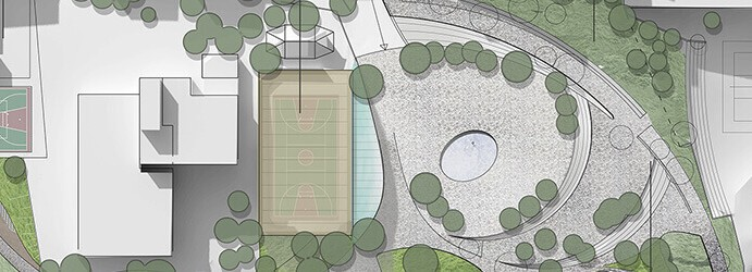 Design of PROTEAS Interactive Urban Park in Labraki Hill, Athens feature
