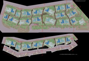 International Architecture Competition Urban Development in Skorponeri Evia Proteas Village 5