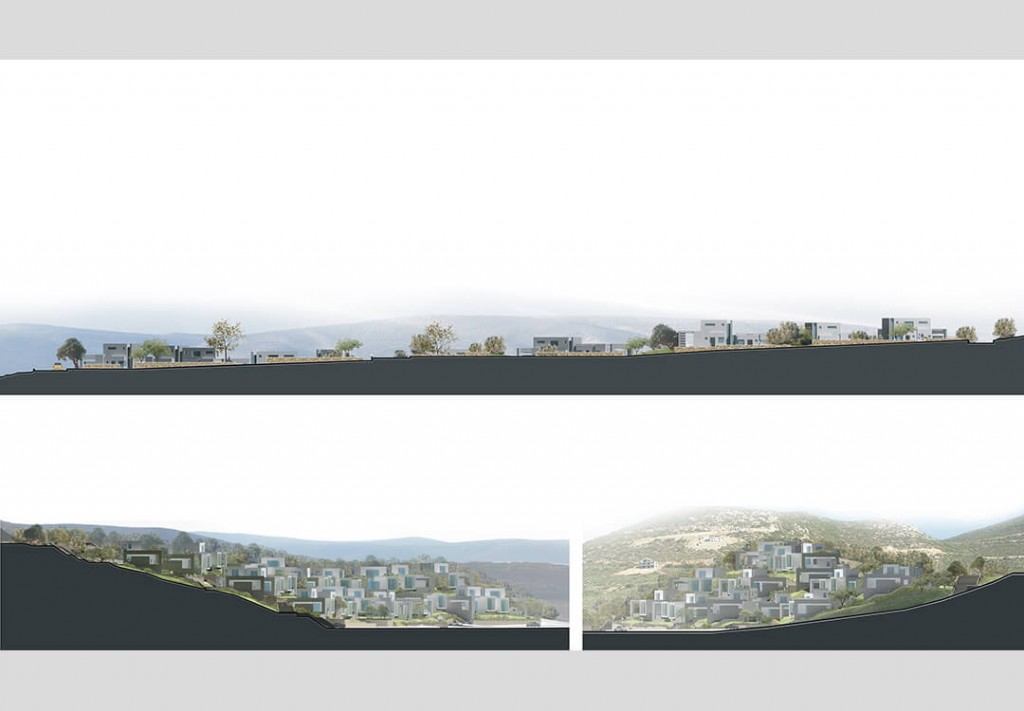 International Architecture Competition Urban Development in Skorponeri Evia Proteas Village 7