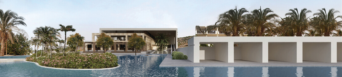 Minos Imperial Hotel in Crete - Main building & outdoors Redesign feature