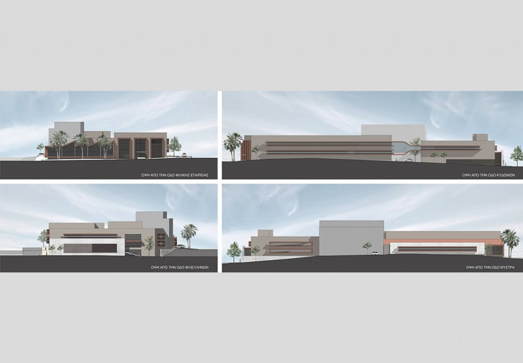 Redeveloping of Industrial Complex Athena - Moutalaski 1