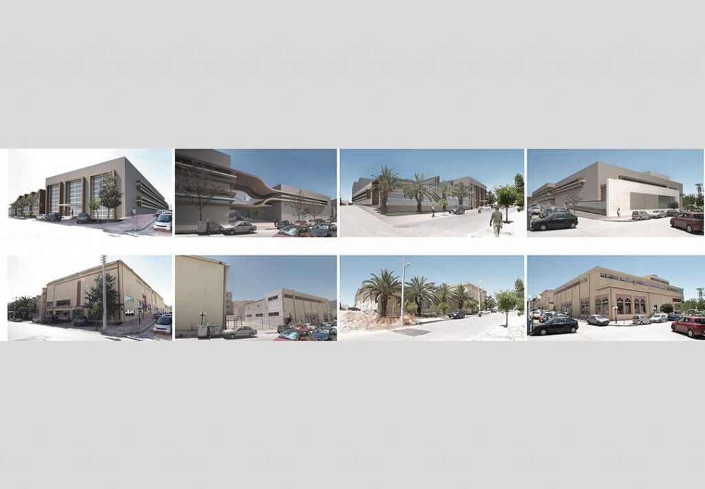 Redeveloping of Industrial Complex Athena - Moutalaski 2