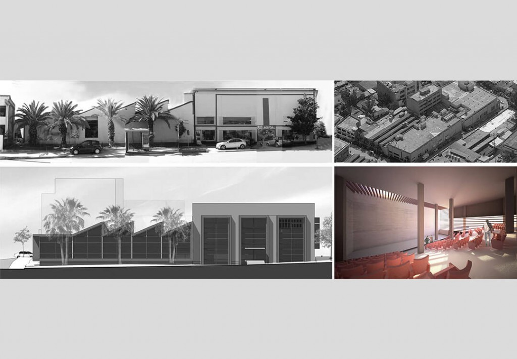 Redeveloping of Industrial Complex Athena - Moutalaski 4