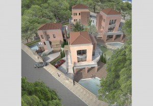 Residences Complex on Sokratous Street in Dionyso 4