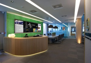Olympic Brewery SA New Interactive Work Spaces in Kifisia 1