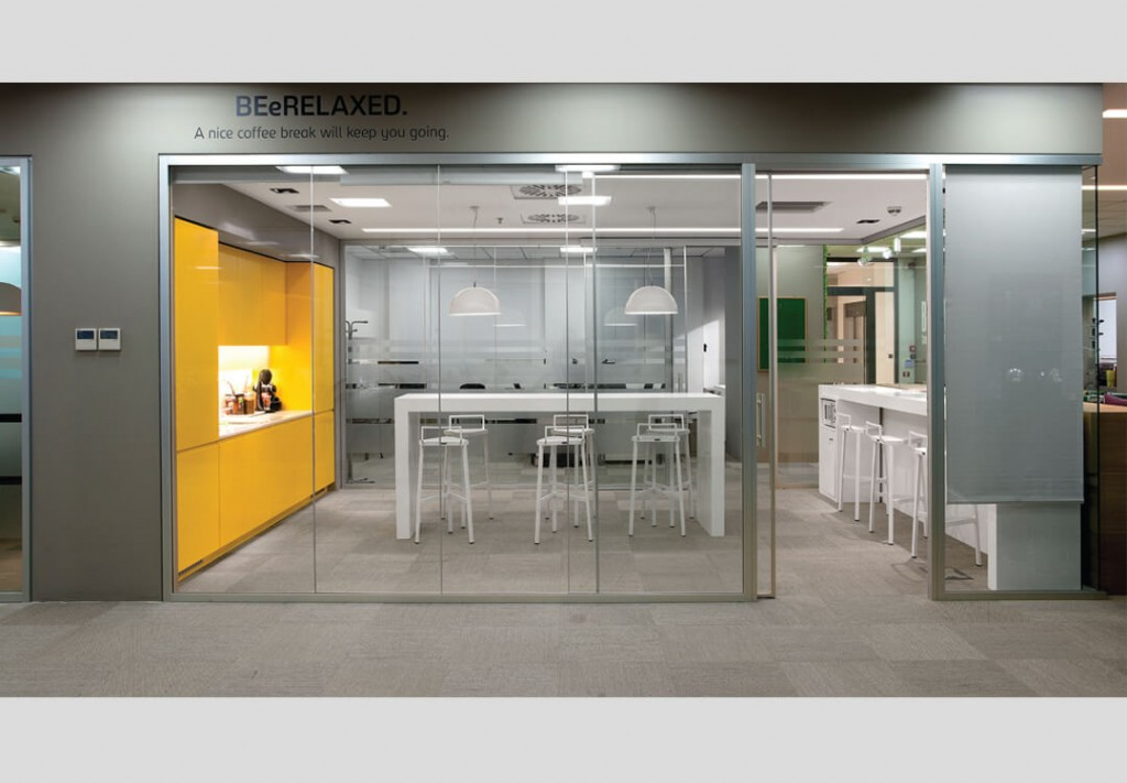 Olympic Brewery SA New Interactive Work Spaces in Kifisia 11