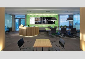 Olympic Brewery SA New Interactive Work Spaces in Kifisia 2