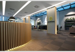 Olympic Brewery SA New Interactive Work Spaces in Kifisia 4