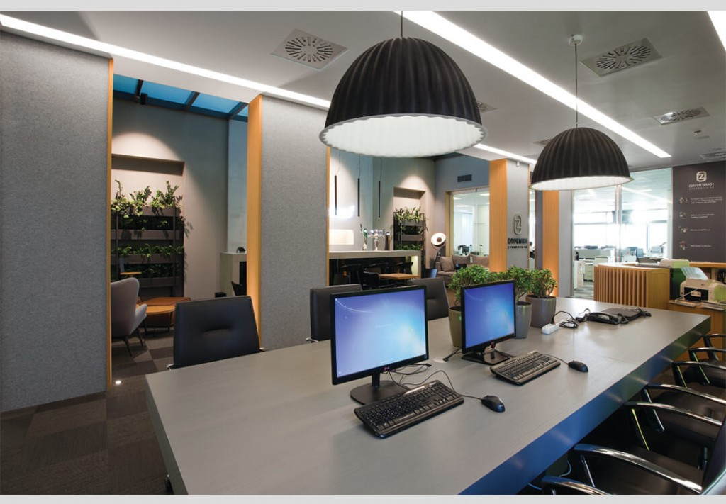 Olympic Brewery SA New Interactive Work Spaces in Kifisia 7