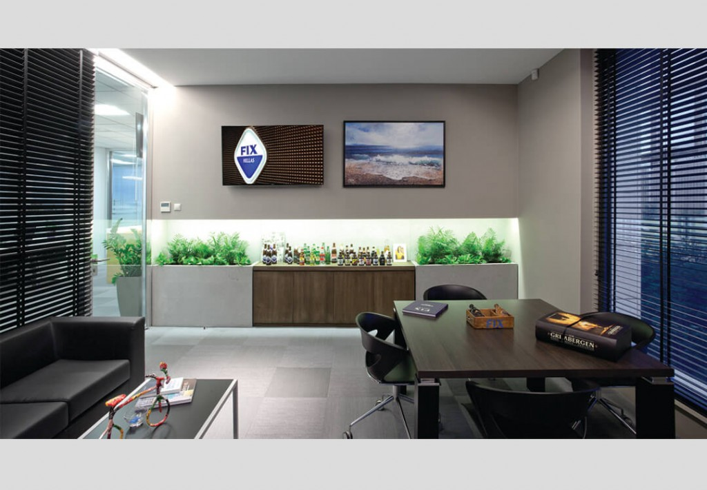 Olympic Brewery SA New Interactive Work Spaces in Kifisia 9