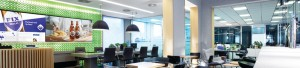 Olympic Brewery SA New Interactive Work Spaces in Kifisia feature