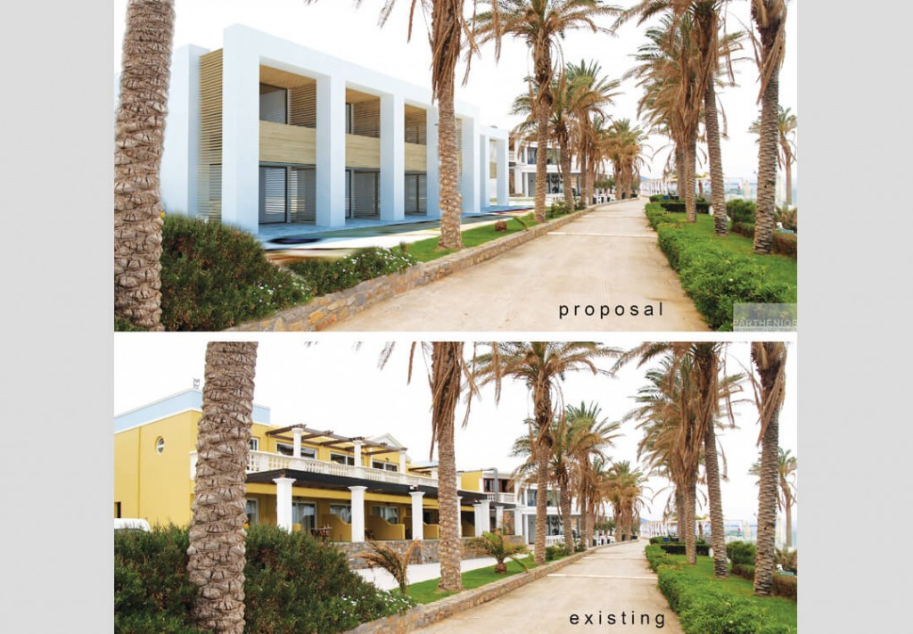 Redesign of Minos Imperial Hotel in Crete 10