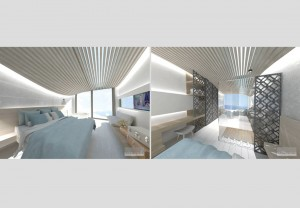 Redesign of Minos Imperial Hotel in Crete 11