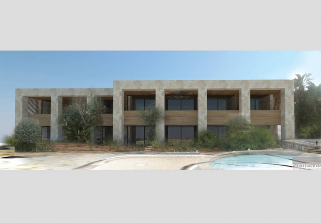 Redesign of Minos Imperial Hotel in Crete 7