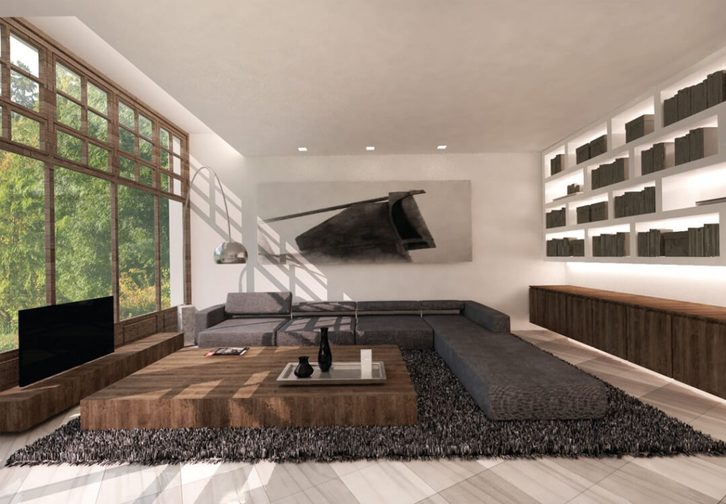 Redesign of residence on Terpsichoris Street in Dionisos 1
