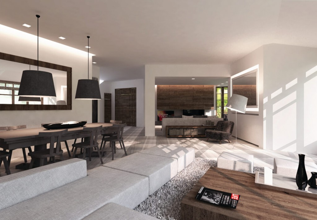 Redesign of residence on Terpsichoris Street in Dionisos 4