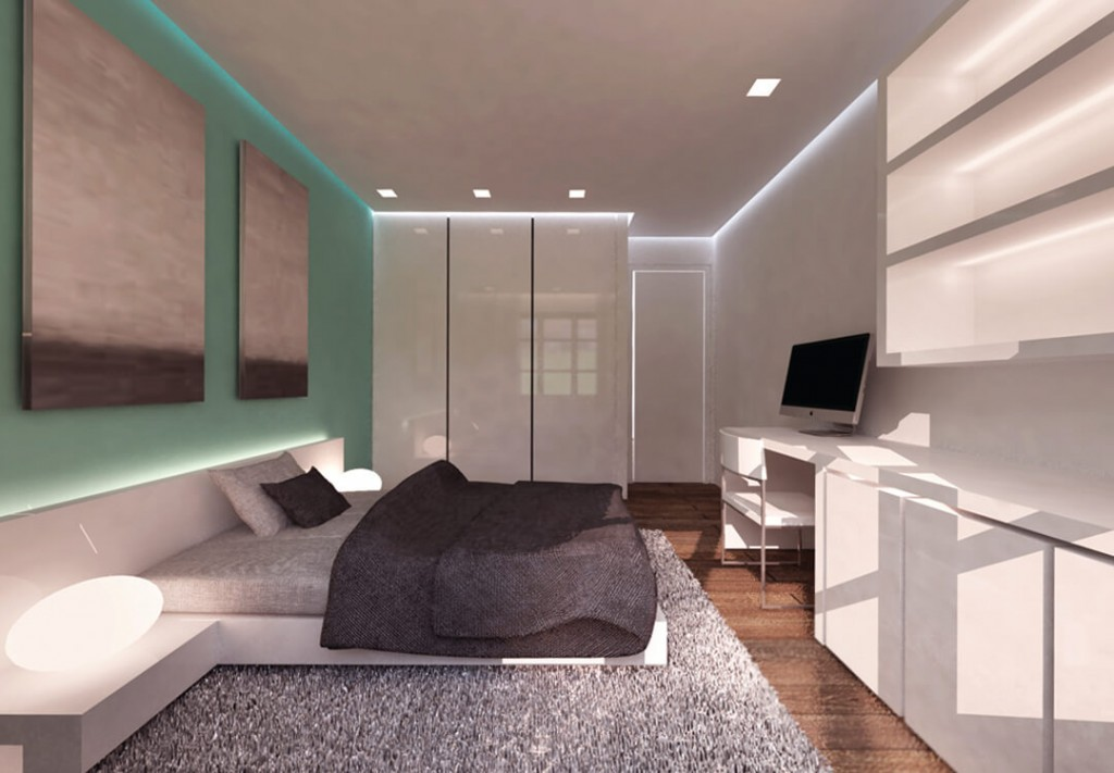 Redesign of residence on Terpsichoris Street in Dionisos 8