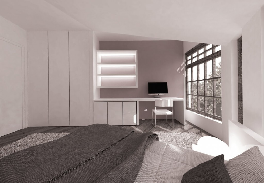 Redesign of residence on Terpsichoris Street in Dionisos 9